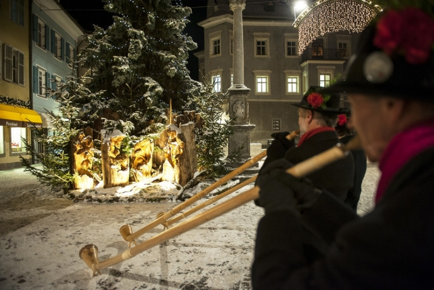 Start 2021 ski season / Christmas Market